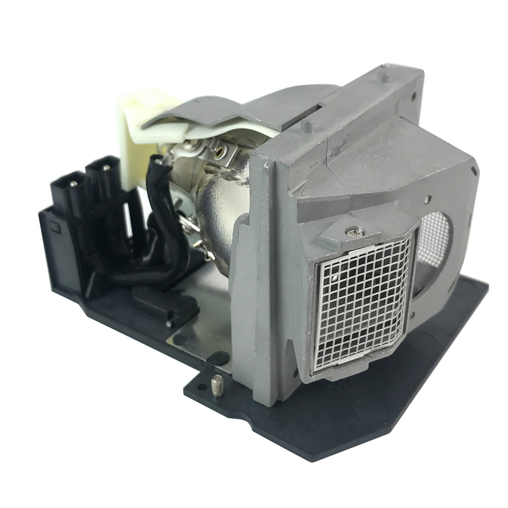 Dell 5100MP Projector Housing with Genuine Original OEM Bulb