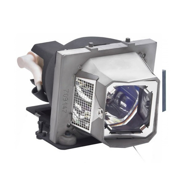 Dell M409WX Projector Housing with Genuine Original OEM Bulb