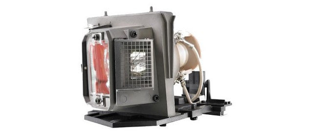 Dell 4320 Projector Housing with Genuine Original OEM Bulb