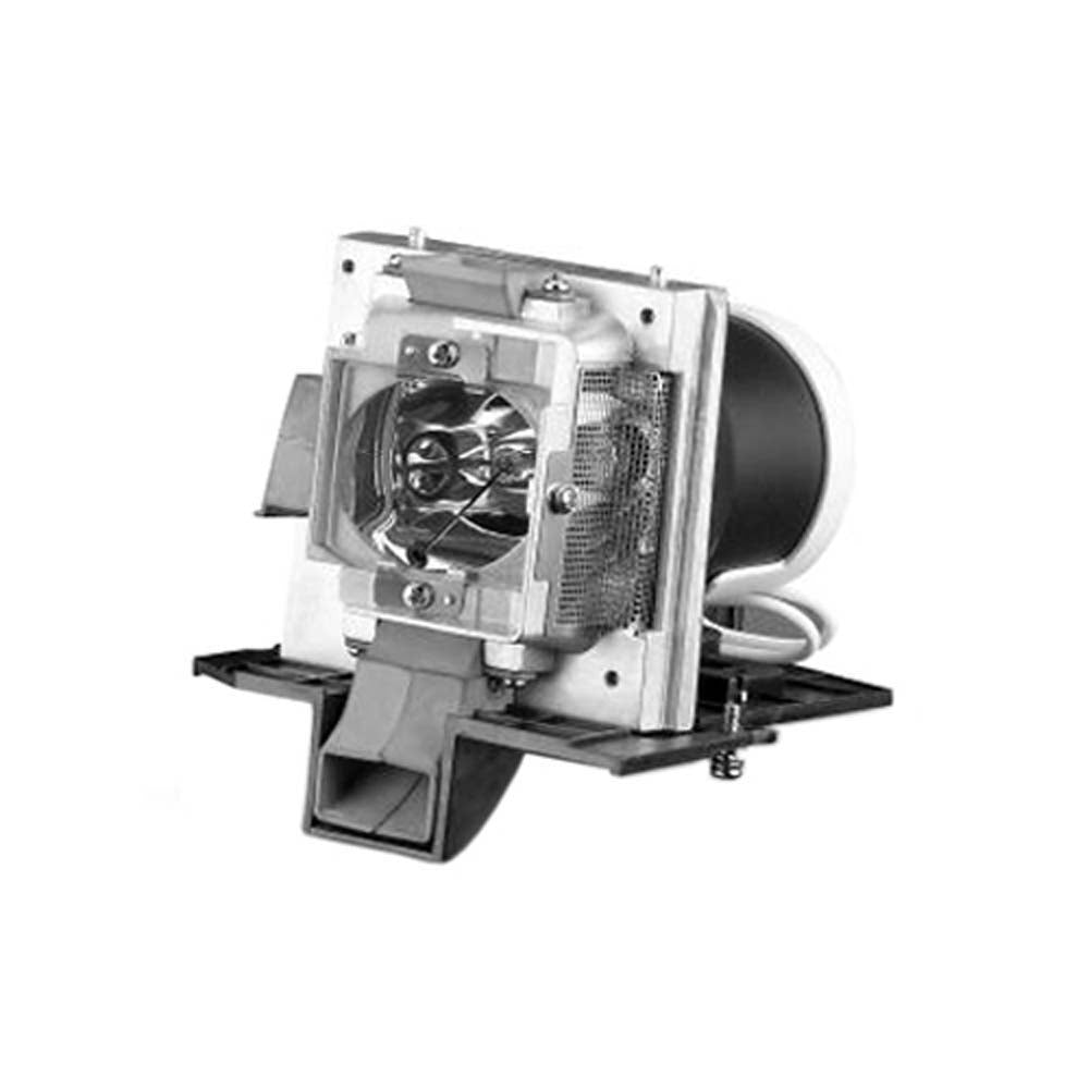 Dell 331-7395 Projector Housing with Genuine Original OEM Bulb