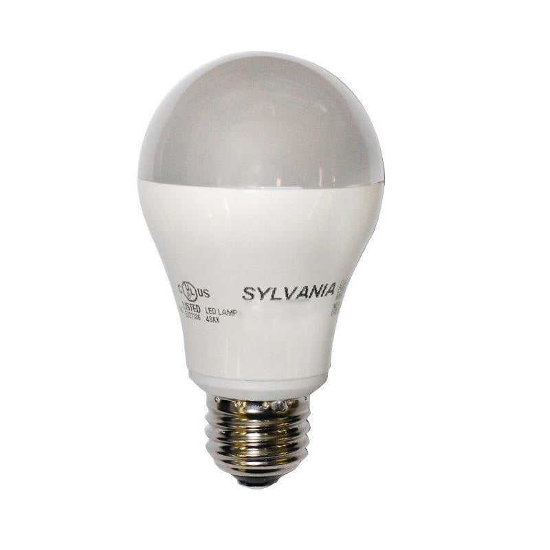 Sylvania 10W A19 Frosted LED 2700K Light Bulb