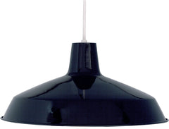 "1 Light - 16"" - Pendant - Warehouse Shade"