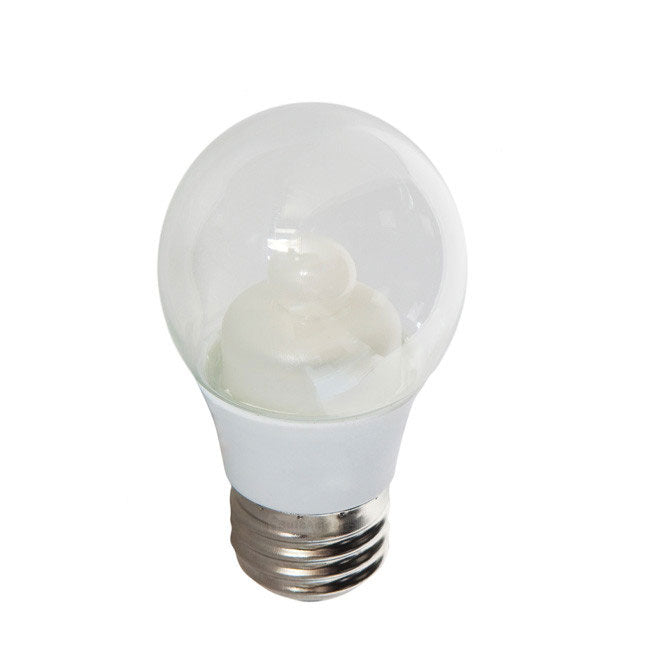 GE 1w A15 Green LED Bulb 80Lm Party Lights Lamp