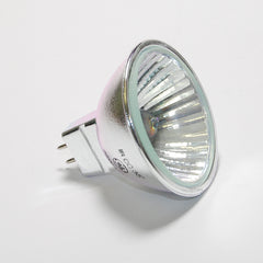 GE 35W HIR MR16 2950K Wide Flood WFL55 GU5.3 ConstantColor Halogen bulb, No FG