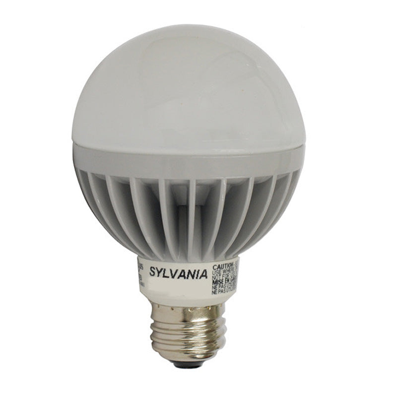 Globe Dimmble LED 7w Lamp E26 G25 2700K SYLVANIA Bulb