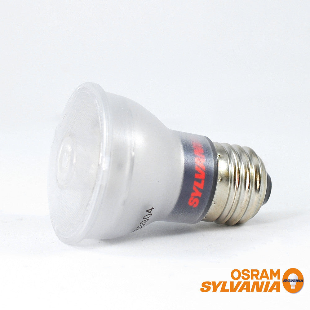 sylvania 2w 120v par16 3000k warm white led light bulb bulbamerica. Black Bedroom Furniture Sets. Home Design Ideas