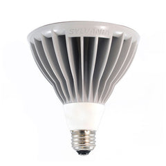 PAR38 Dimmable LED 18W 120V Narrow Flood 2700k SYLVANIA Light Bulb