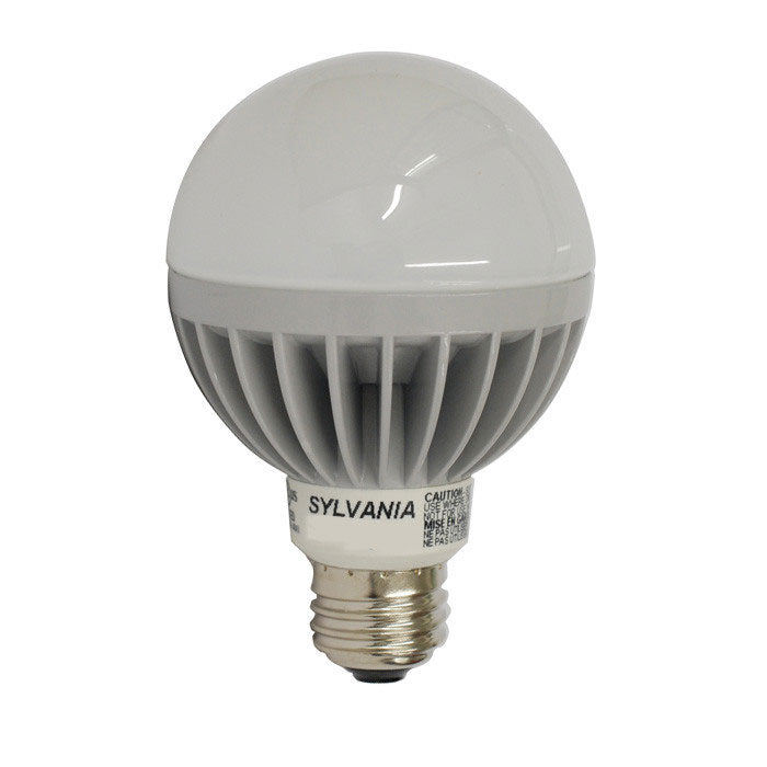 Globe Dimmable LED 8W Globe G25 2700K Osram Sylvania Light Bulb