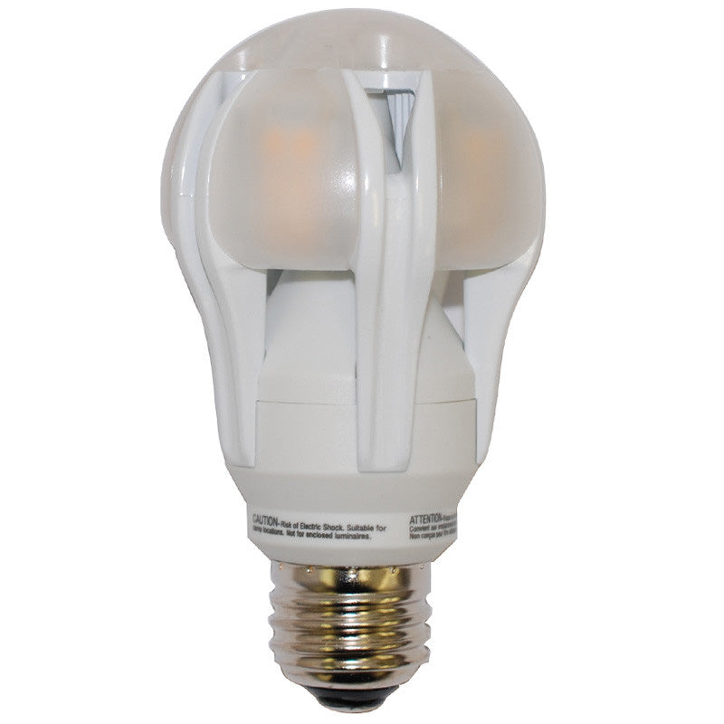 A-Shape Dimmable LED 8W 120V 2700K A19 Sylvania Light Bulb