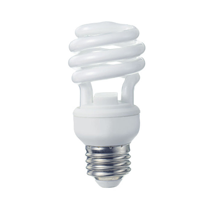 GE 16/25/32W 3 Way CFL Spiral Soft White Compact Fluorescent bulb