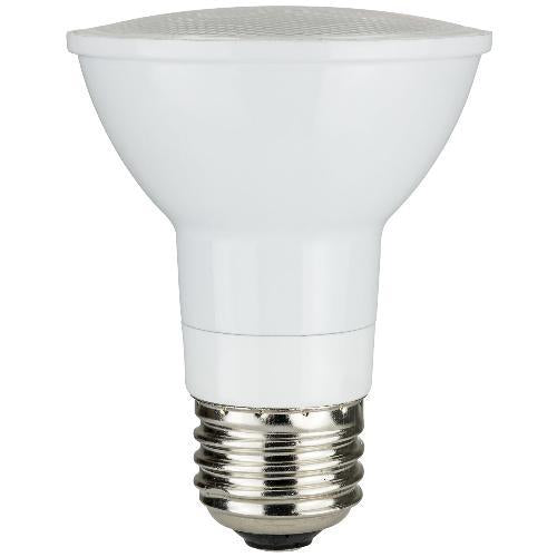 Sunlite PAR20 LED 7.5w 400 Lumens Warm White Dimmable LED Bulb