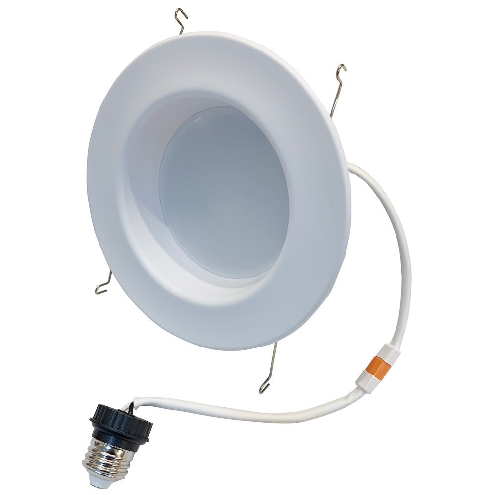 """4PK - Philips 5-6"""" LED Recessed 10w 800 Lumens Daylight 5000k Dimmable - 65w equiv"""