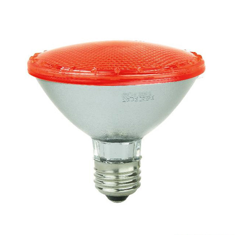 SUNLITE 5w PAR30 92LED Medium Base Red Bulb