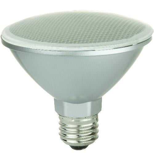 SUNLITE 5w PAR30 92LED, White Medium Base Bulb