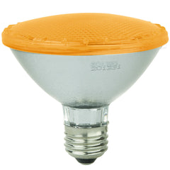 SUNLITE 80033-SU PAR30 LED Amber Colored Reflector 3w Light Bulb