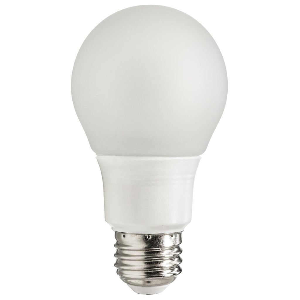 Sunlite 80100-SU LED A Type Household 5.7w Light Bulb Warm White 2700K