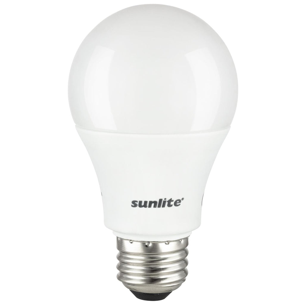 SUNLITE 80119-SU LED A19 Household 10w Light Bulb Super White 5000K