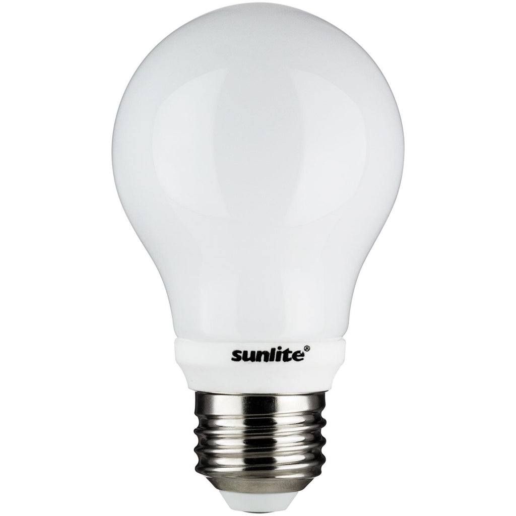 Sunlite A19 LED 5W 120V E26 Medium Base 3000K Warm White
