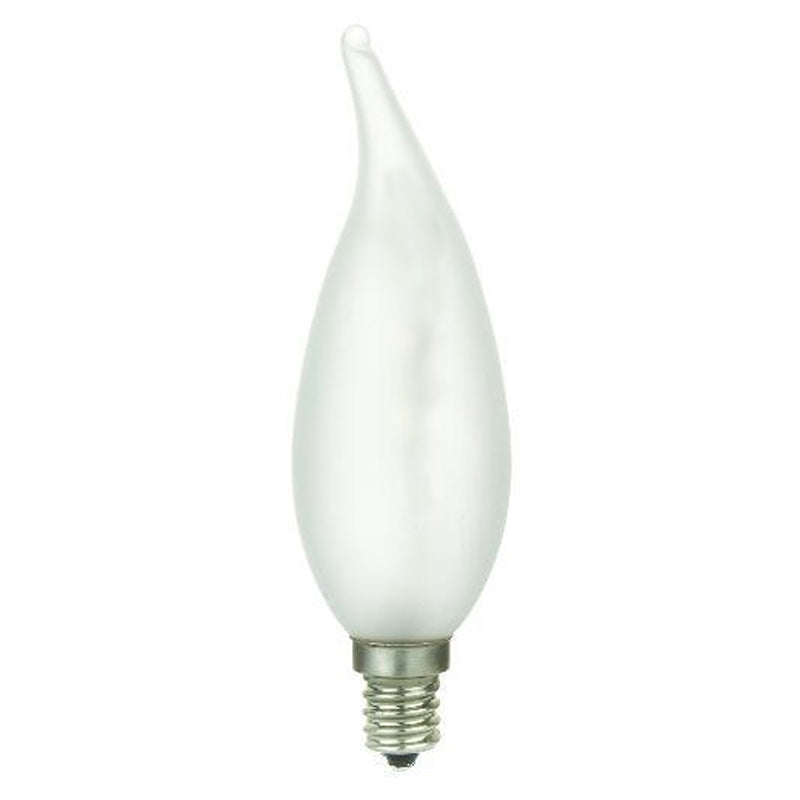SUNLITE 0.4W Chandelier 15 Warm White LED Bulb