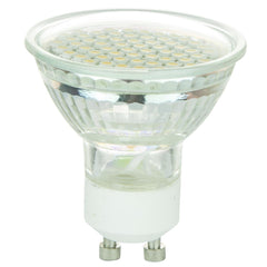 Sunlite 80301-SU LED MR16 Mini Reflector 2.8w Light Bulb (GU10) Base Warm White