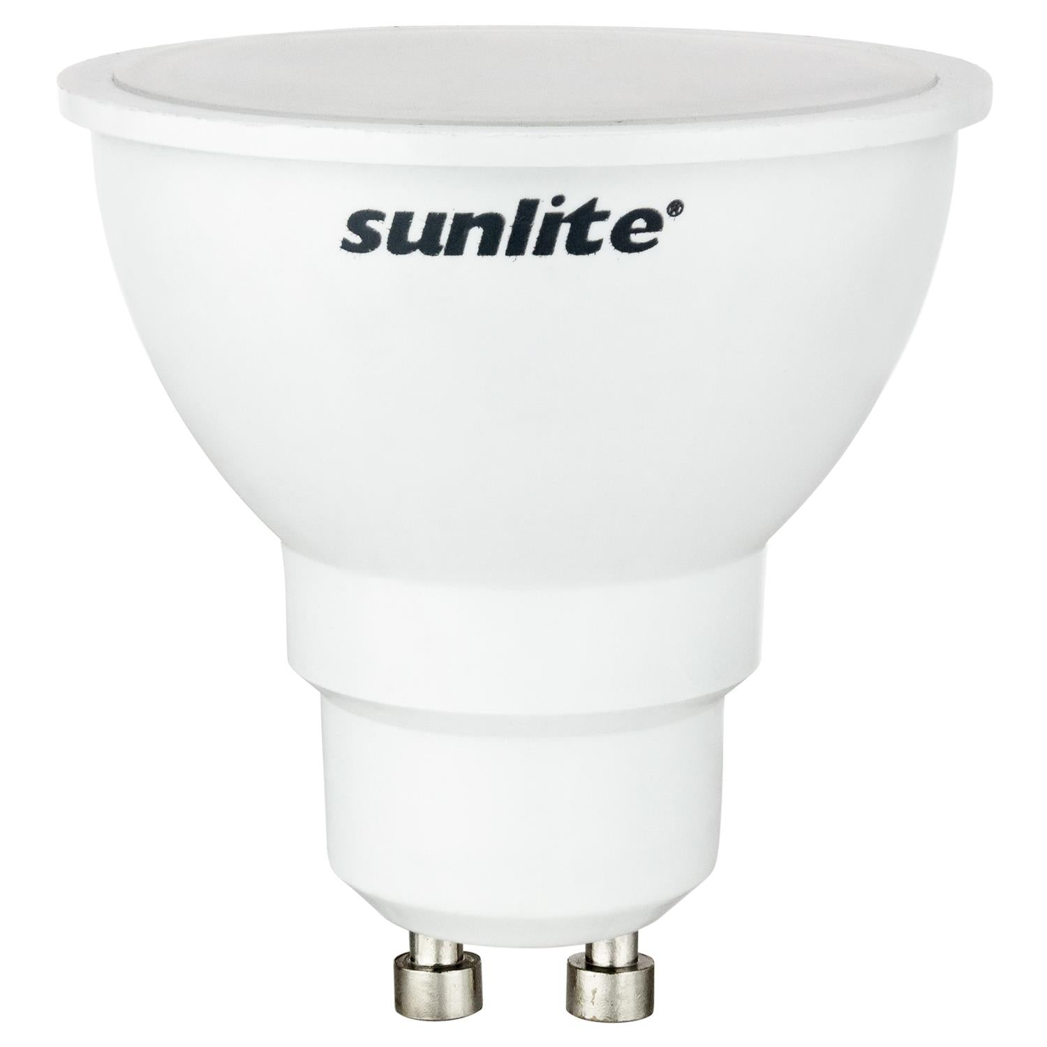 SUNLITE 80306-SU 220v 6 Watt MR16 Lamp GU10 Base 4000K Cool White