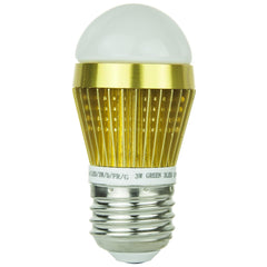 SUNLITE 80332-SU LED 3w Clear S14 Sign Light Bulbs Medium (E26) Base 6000K White