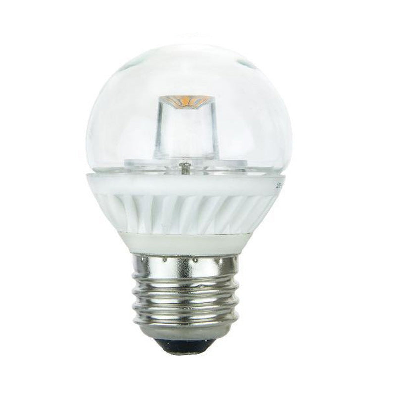 SUNLITE 4.5W 120V 3000K E26 G16.5 GLOBE LED Light Bulb