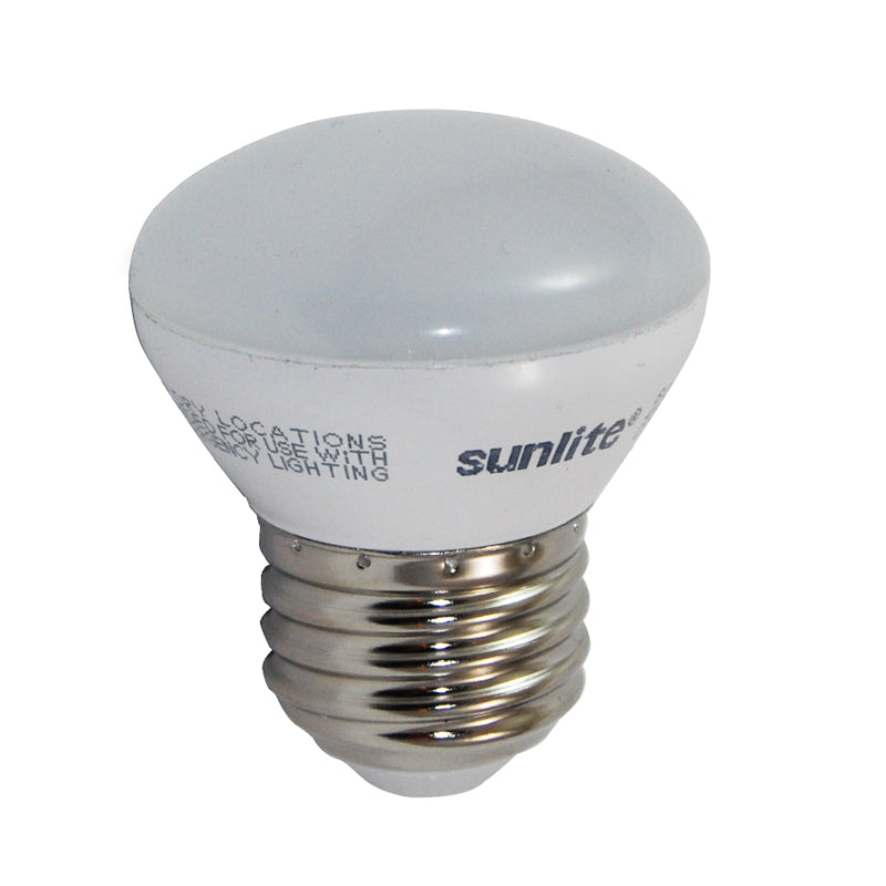 SUNLITE 4w R14 E26 Medium Base 2700k Dimmable LED Light bulb - 25w Equivalent