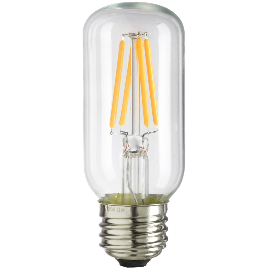 SUNLITE 80458-SU LED Vintage T12 3w Light Bulb Medium (E26) Base 2200K Warm White