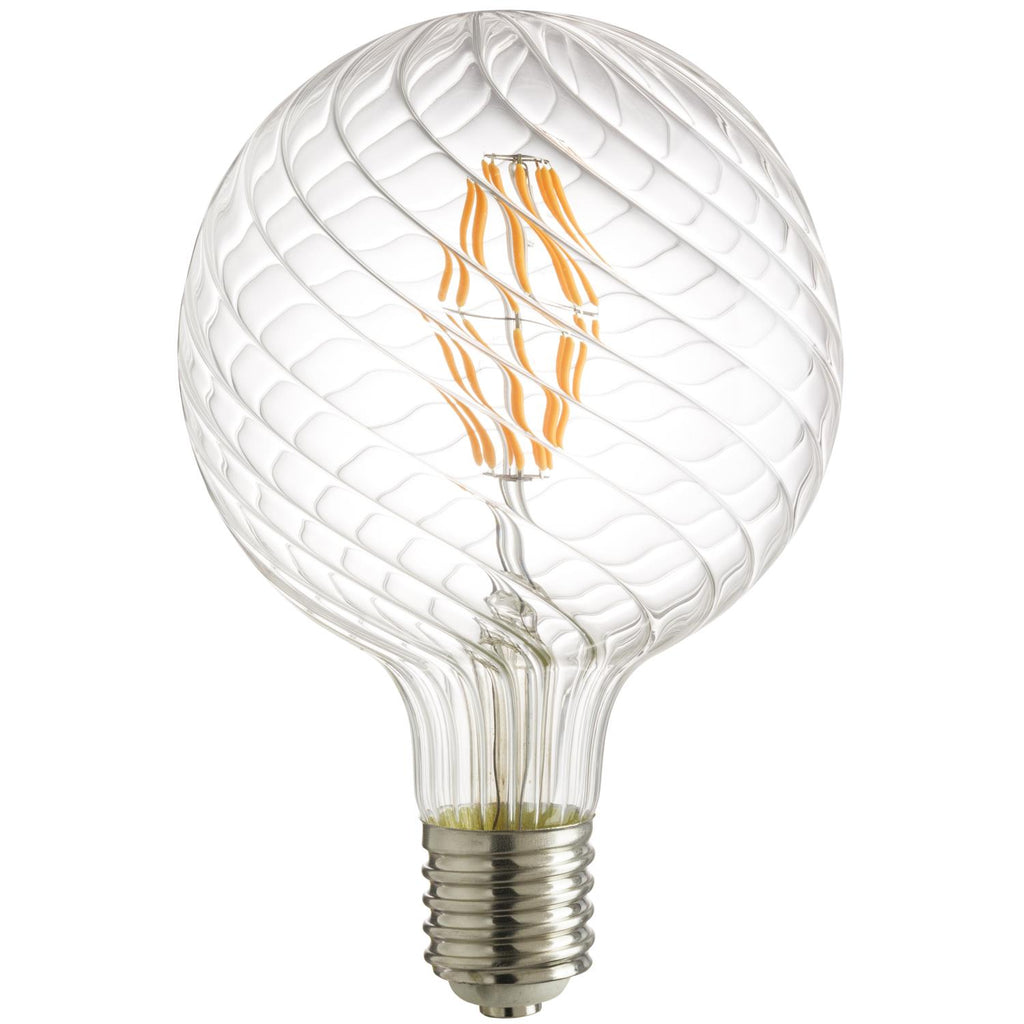 SUNLITE 80484-SU LED Vintage G48 Globe 12w Light Bulb 2200K Warm White