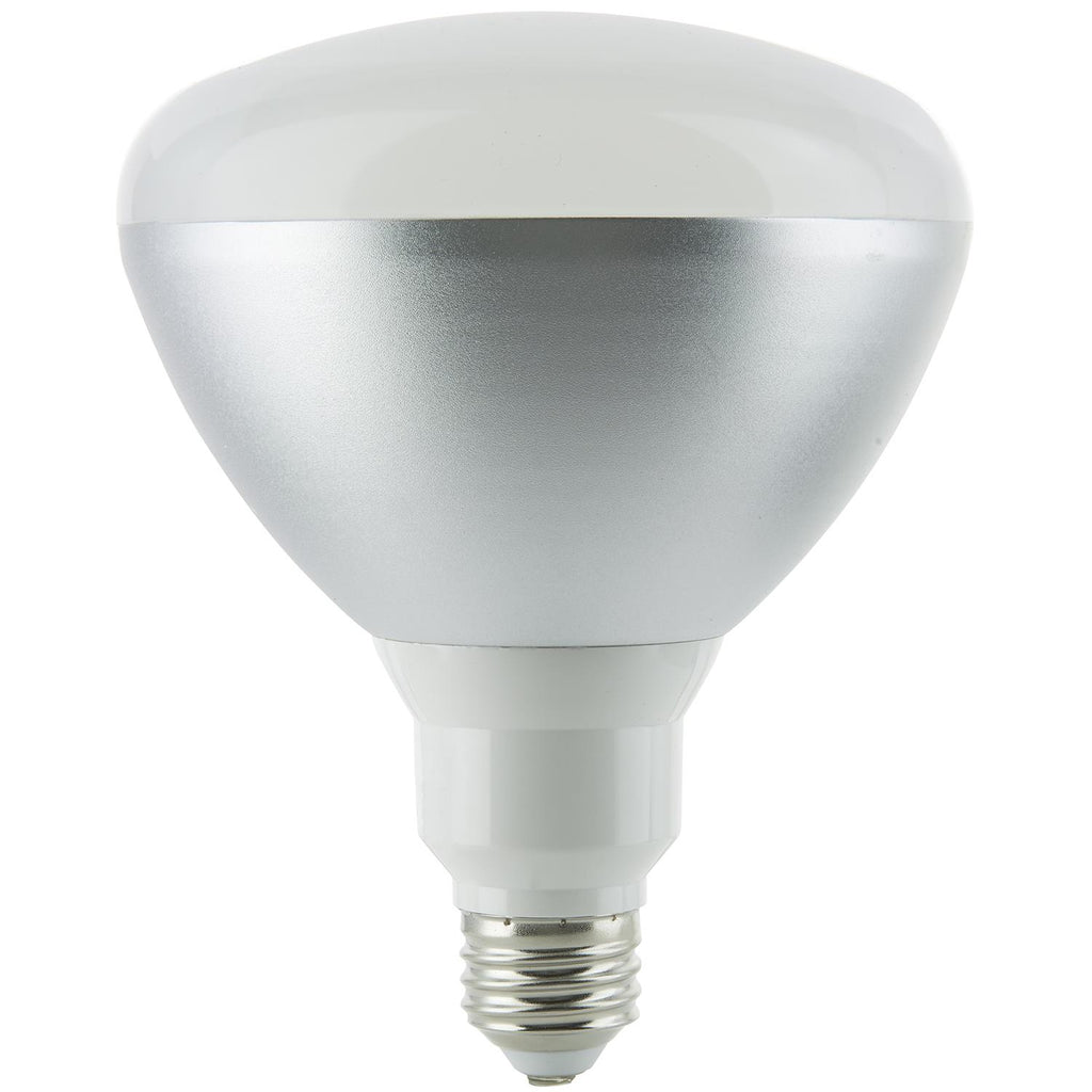 Sunlite 80515-SU LED BR40 Hospitality Series 20w Light Bulb 3000K Warm White