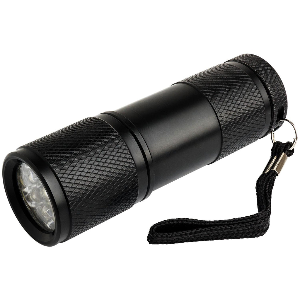 SUNLITE 80690-SU L150 LED Mini Flashlight, black finish