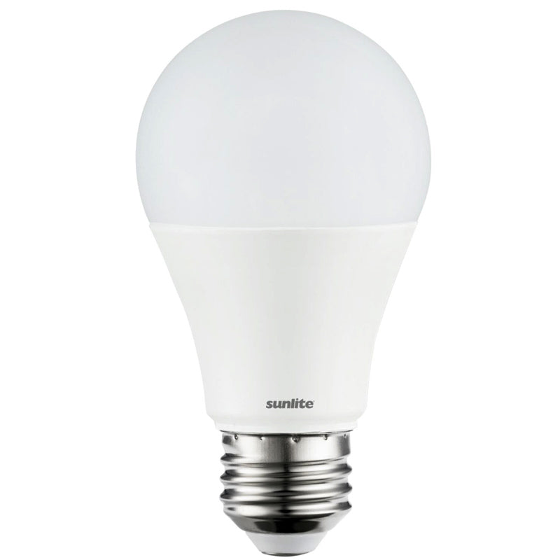 3Pk - SUNLITE 11W A19 5000K Super White LED Light Bulb - 75w equiv.