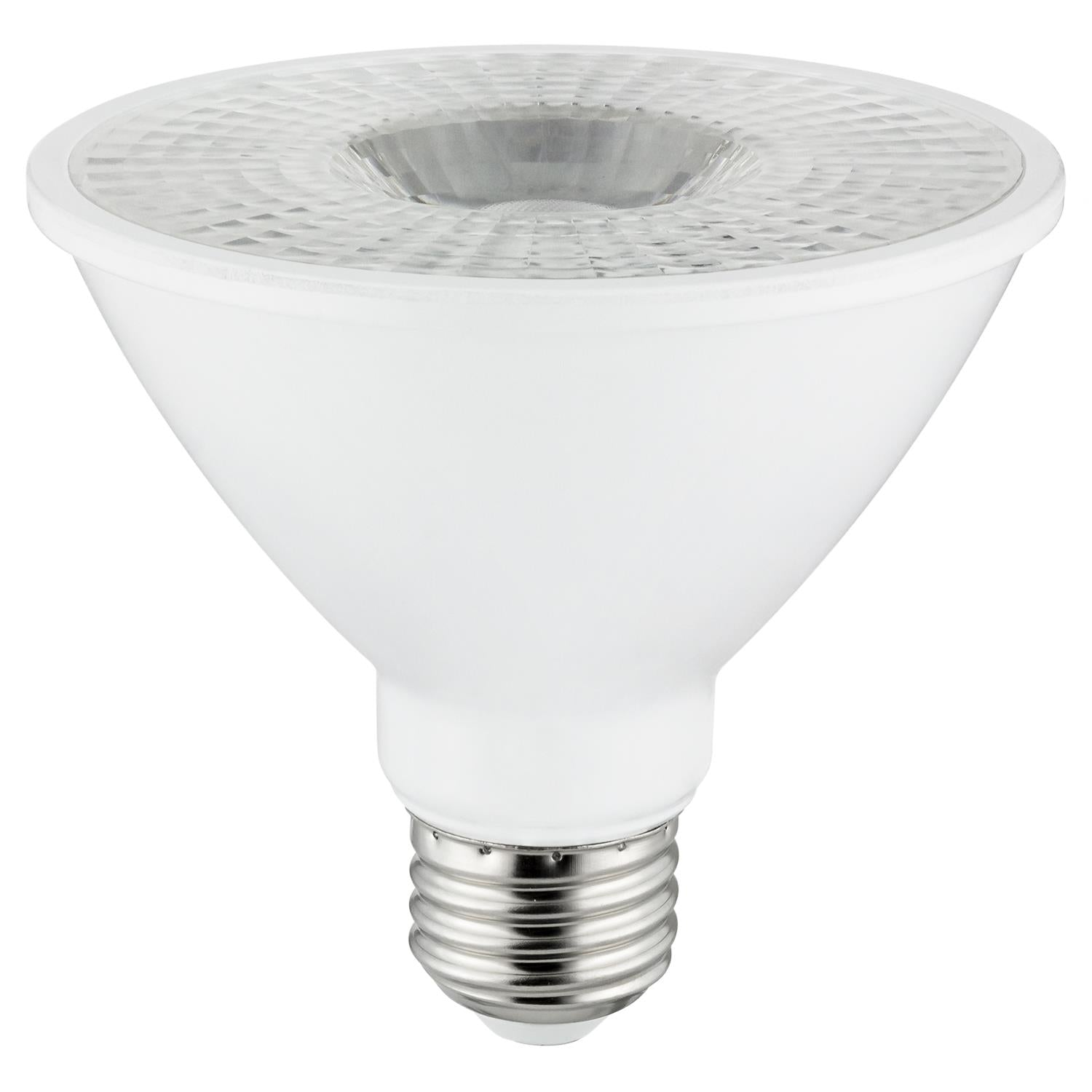 SUNLITE 10w LED Par30 Short Neck Dimmable 5000K Super White Light Bulb