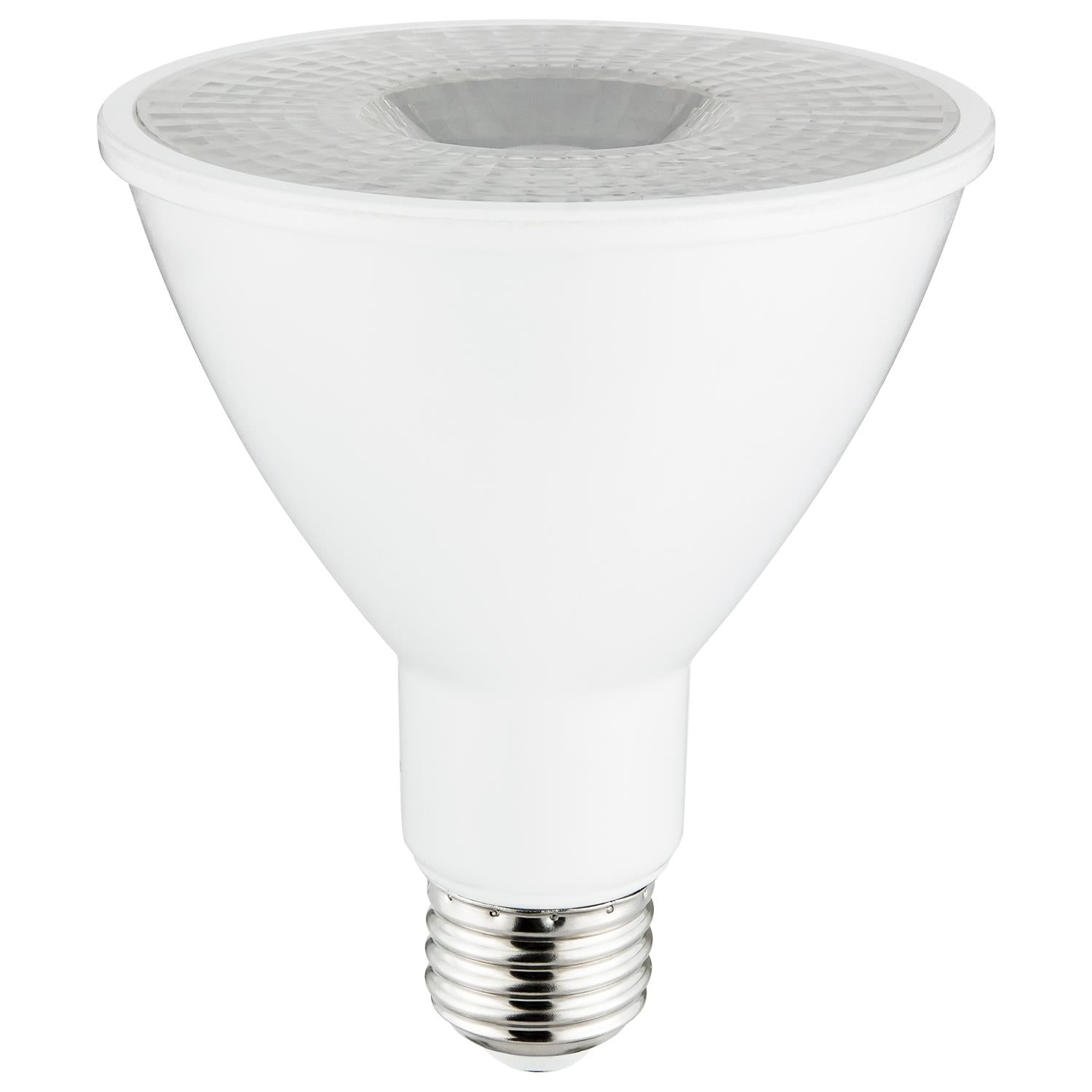 SUNLITE 10w LED Par30 Long Neck Flood 35 E26 Medium Base Warm White Light Bulb
