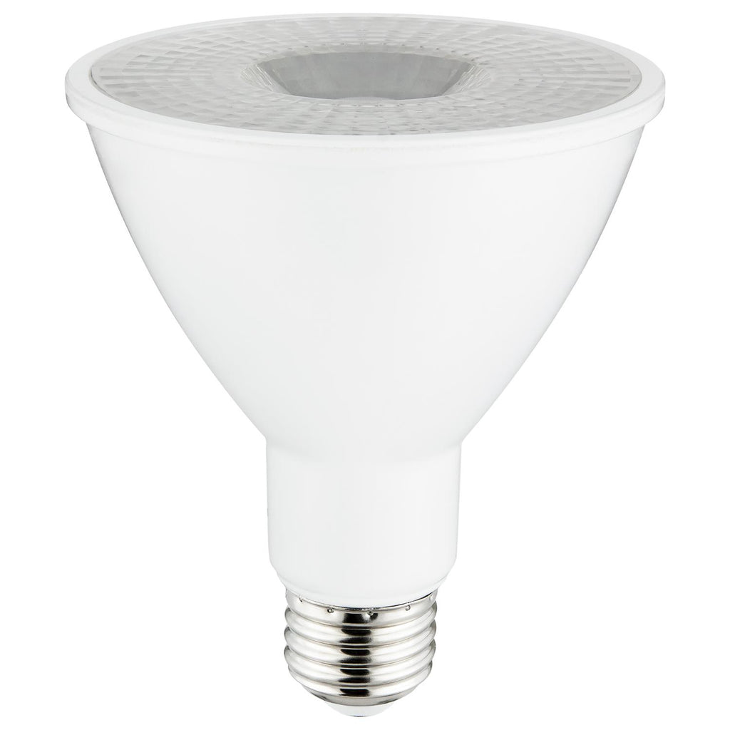 SUNLITE 10w LED Par30 Long Neck Flood 35 E26 Medium Base 4000K Cool White Lamp