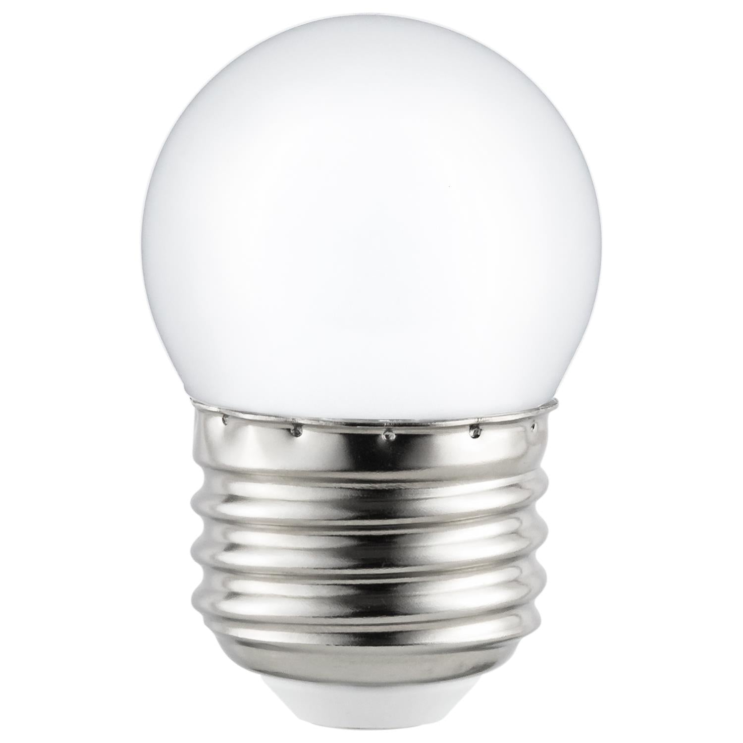SUNLITE 81068-SU 1 Watt S11 Lamp Medium (E26) Base Warm White 2700K