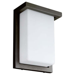"Sunlite 81075-SU LED 8"" Modern Wall Fixture Oil Rubbed Bronze Cool White 4000k"