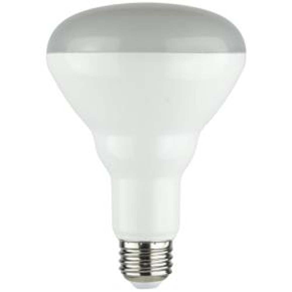 Sunlite 10w LED BR30 4000k Cool White E26 Medium Base Light Bulb