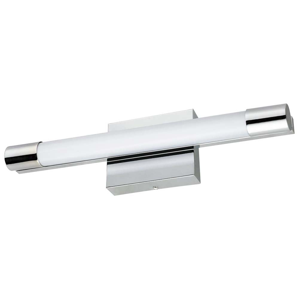 "Sunlite 81171-SU 20w 18"" LED Linear Vanity Light Fixture Chrome Cool White 4000k"