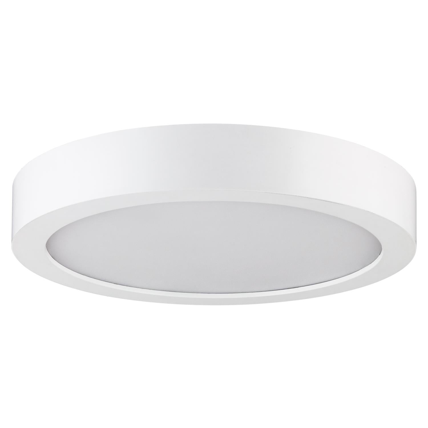 SUNLITE 14W 7in. LED Round Mini Panel Mount Ceiling Light 4000K Cool White