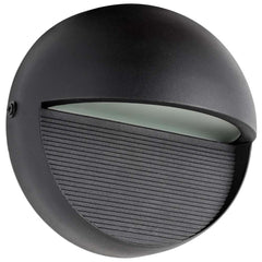 Sunlite 81309-SU Round Decorative Fixture Textured Black Warm White 3000K