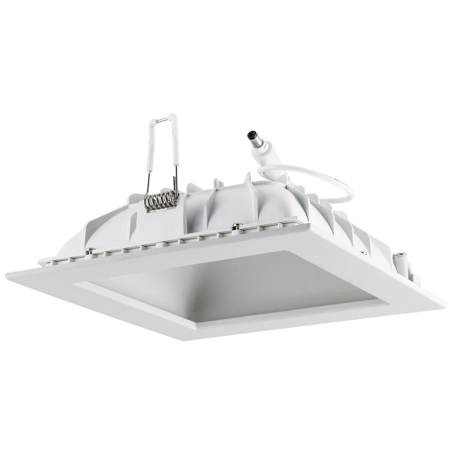 SUNLITE 9W 4in. Square Integrated LED Indirect Retrofit 3000K Warm White