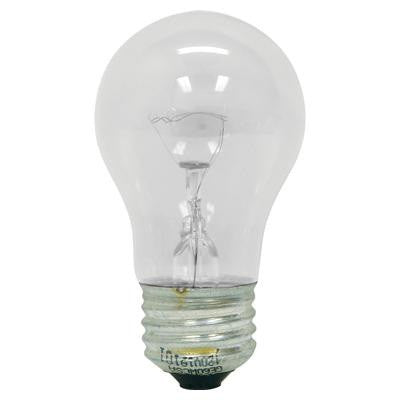 GE 60w 120v A15 Edison Halogen light bulb x 2 pack