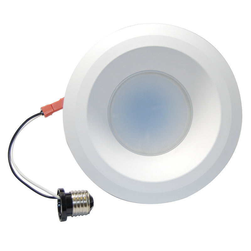 GE LED 10w (65w equiv.) 6 inch Recessed Downlight 700 lumens lamp