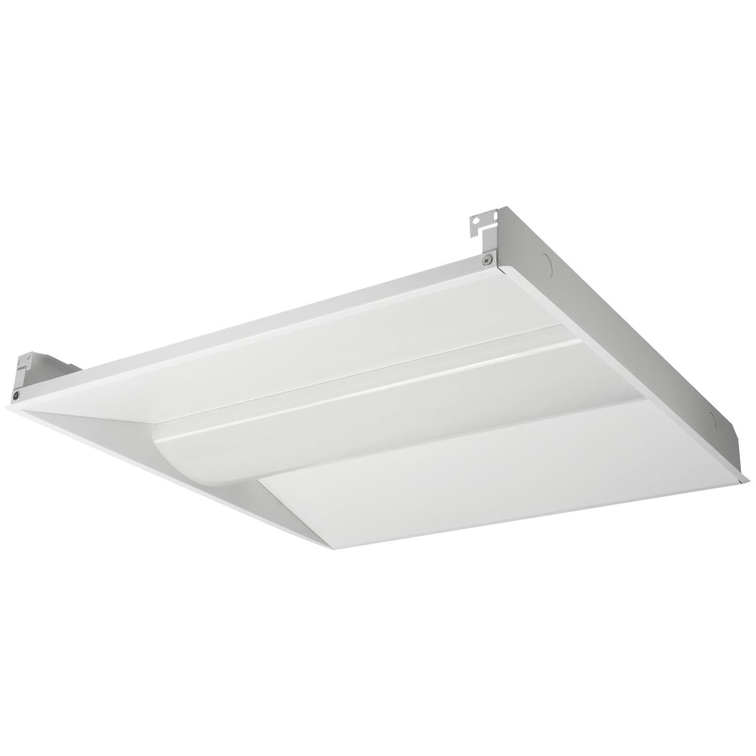 SUNLITE LED Troffer Neutral White 3500K 30W 120-277V - Dimmable