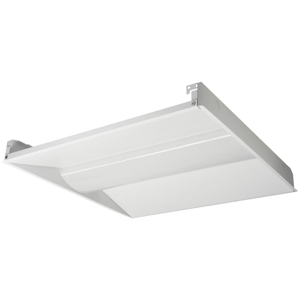SUNLITE Fixtures LED Troffer Cool White 4000K 30W 120-277V - Dimmable