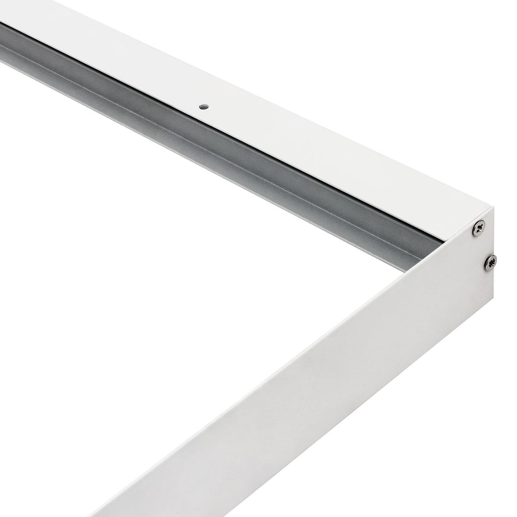 Sunlite 85148-SU LFX/FLAT/2X2 LED Flat Panel Kit Surface Mounting