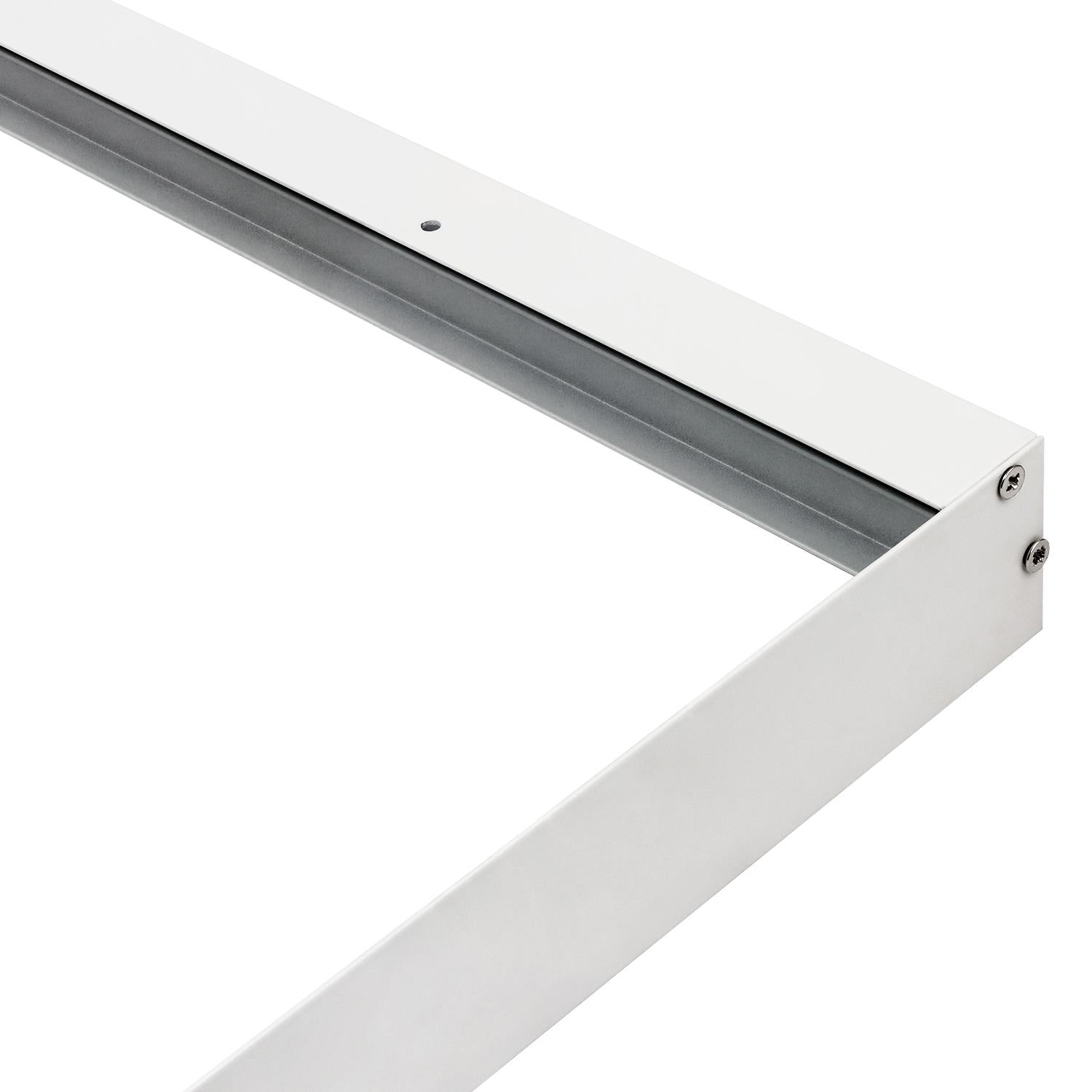 SUNLITE LED Flat Panel Kit Surface Mounting - LFX/FLAT/2X4