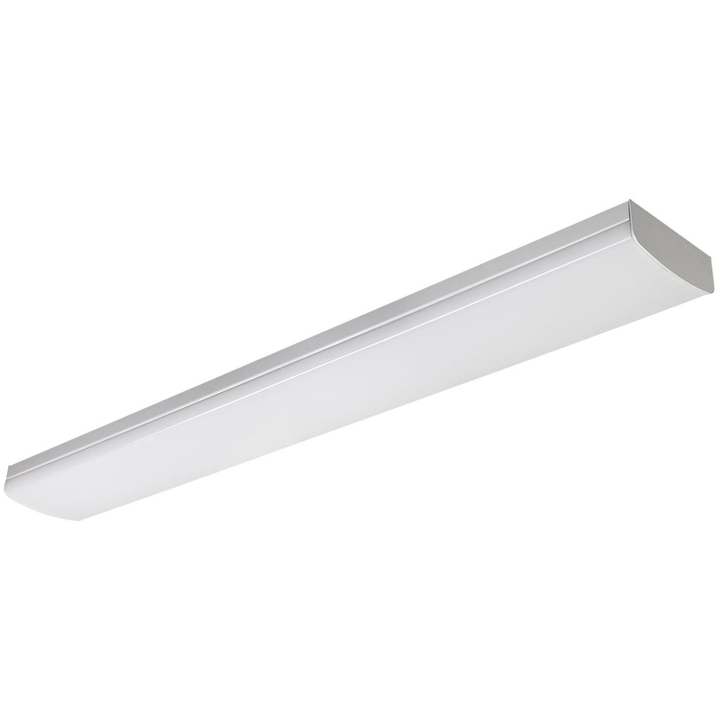 SUNLITE 4in 48w Flusmount Wrap Around Ceiling Light Fixture - 4000K